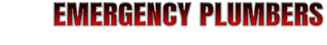 Emergency Plumbers Logo White